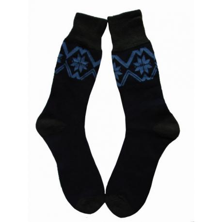 Pánske teplé ponožky