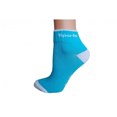 Športové kotníkové ponožky