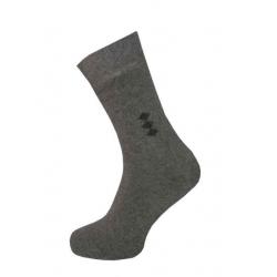 POSLEDNÉ KUSY 43-46! Sivé pánske termo ponožky