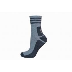 IBA 38-41! Polofroté športové ponožky