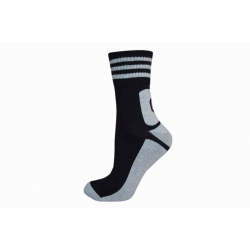Polofroté športové dámske ponožky