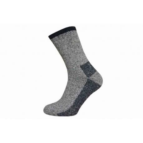 Naozaj hrubé teplé ponožky do extrémneho počasia