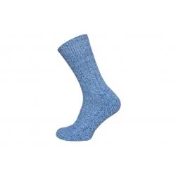 Pánske teplé ponožky so zosileným chodidlom