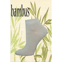 IBA 35-38! Luxusné telové bambusové ponožky