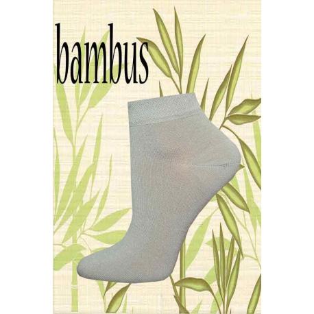 Dámske kotníkové jednofarebné ponožky