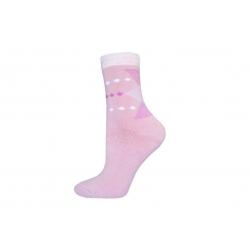 IBA 38-41! Teplé dámske ponožky so vzorom.