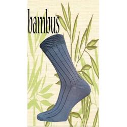 IBA 43-46!  Bambusové extra kvalitné ponožky