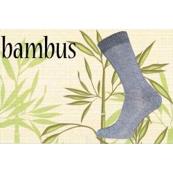 IBA 43-46! Vysoké ponožky z bambusu
