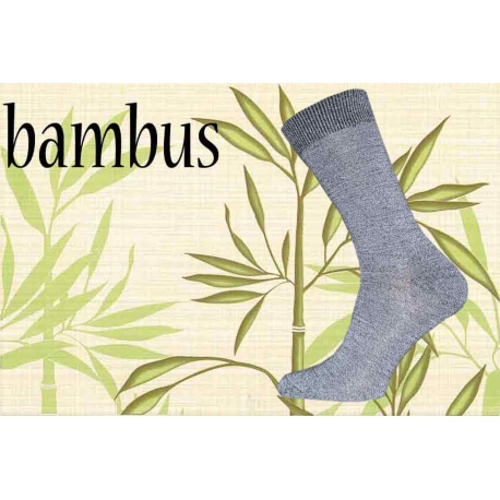 Bambusové pánske ponožky vysoké