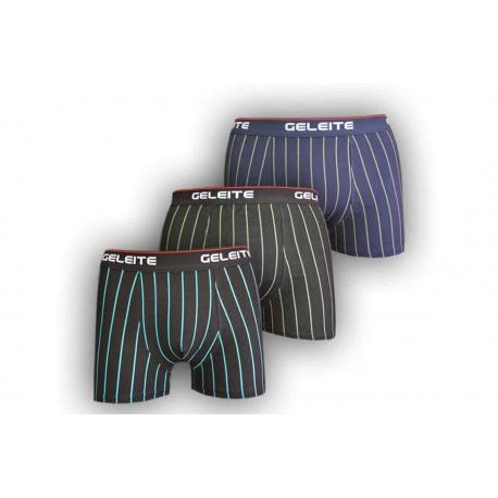 Boxerky pánske pásikavé výhodné 3 balenie