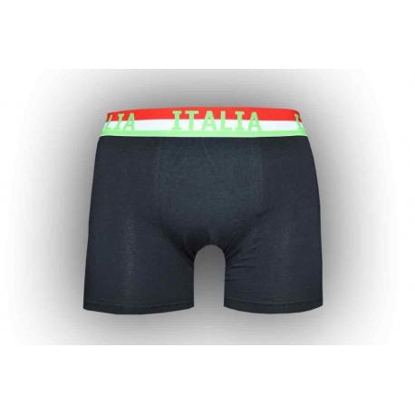 Bvlnené pánske talianské boxery