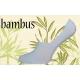 Pánske bambusové,biele,letné neviditeľné ponožky so silikónom