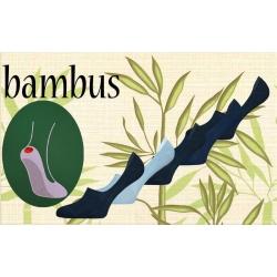 Bambusové neviditeľné pánske ponožky 5-párov