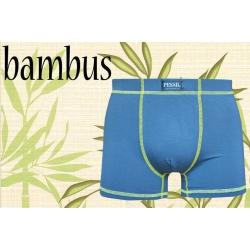 IBA 3XL! Bambusové boxerky so štepovaním