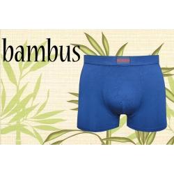 Bambusové modré boxerky za perfektnú cenu