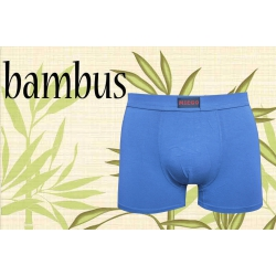 Kvalitné bambusové jemné boxerky pre muža