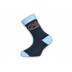 Detské ponožky vysoké bavlnené