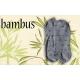 Bambusové kotníkové pohodlné ponožky