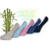 Výhodné balenie neviditeľných pohodlných bambusových ponožiek