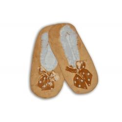 IBA 38-41! Žlté nízke dámske papuče