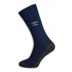 IBA 43-46! Luxusné teplé pánske ponožky s jemným lemom