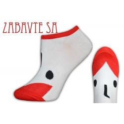 Extra nízke ponožky