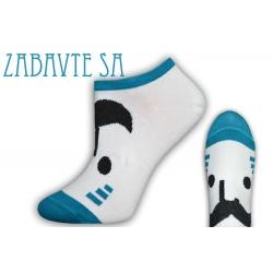 Extra nízke ponožky s obrázkom