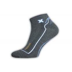 IBA 39-42!  Pánske športové kotníkové ponožky