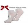 Psíčkove dámske darčekové ponožky