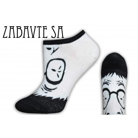 Kvalitné bavlnené pohodlné ponožky do botasiek
