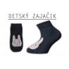 Detské zajačikové ponožky