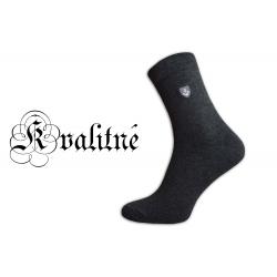 IBA 39-42 Vysoko kvalitné bavlnené ponožky