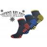 Pánske výhodné troj-balenie hrubých termo ponožiek