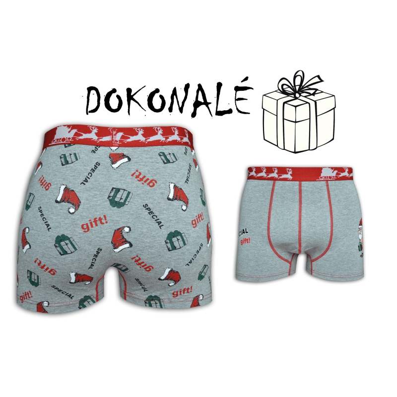 0d1b431bca43 Najkrajšie pánske vianočné sexy boxerky