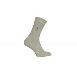 43-46 Klasické oblekové super pánske tm.modré ponožky