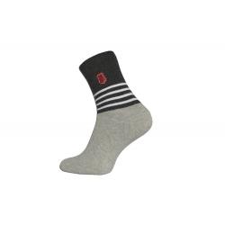 Luxusné bavlnené pánske ponožky