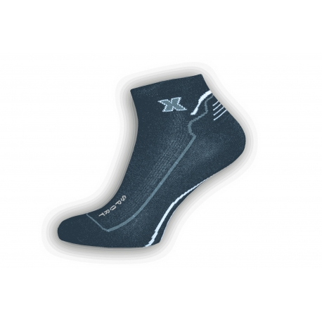 Športové kotníkové pánske ponožky