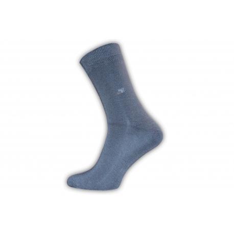 Pánske vysoké bambusové pohodlné ponožky