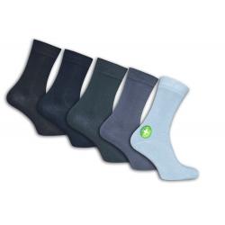 Výhodne balenie bambusových pánskych ponožiek