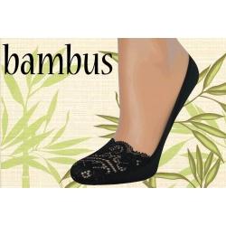 Bambusové ťapky v čiernej farbe