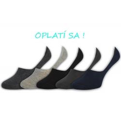 Výhodné-balenie-bavlnených-neviditeľných-ponožiek--5ks