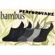 Perforované bambusové neviditeľné ponožky 5-párov