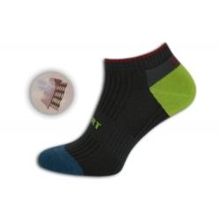 Pánske športové farebné ponožky