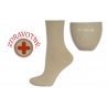 Zdravotné dámske telové ponožky