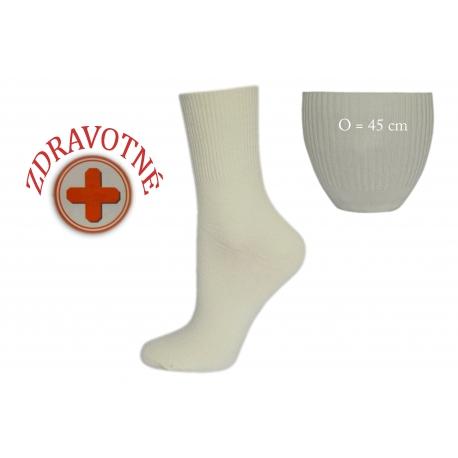 Zdravotné dámske maslové ponožky
