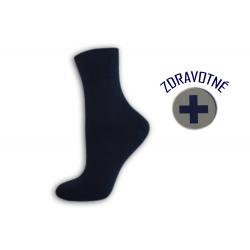 Najobľúbenejšie zdravotné modré ponožky