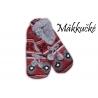 Najmäkkšie protišmykové ponožkové papuče