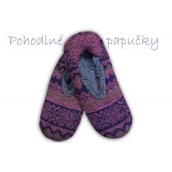IBA 38-41! Nízke ponožky namiesto papúč s pätou.
