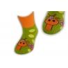 Veselé ponožky so žirafkou