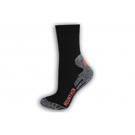 Turistické dámske teplé ponožky.